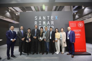 20181017_SANTEX RIMAR GROUP scholarhips to Donghua University students