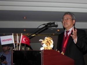 MIM_Akira Ikeda, Chairman of Mimaki Engineering