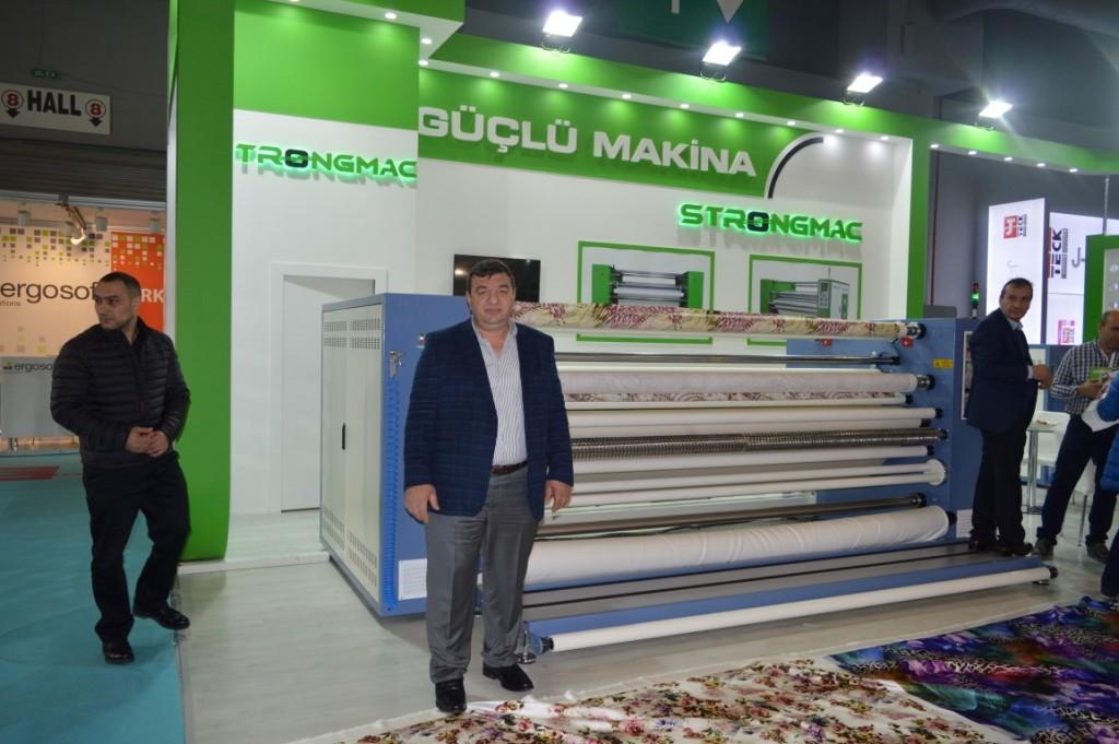 guclu machine (Medium)