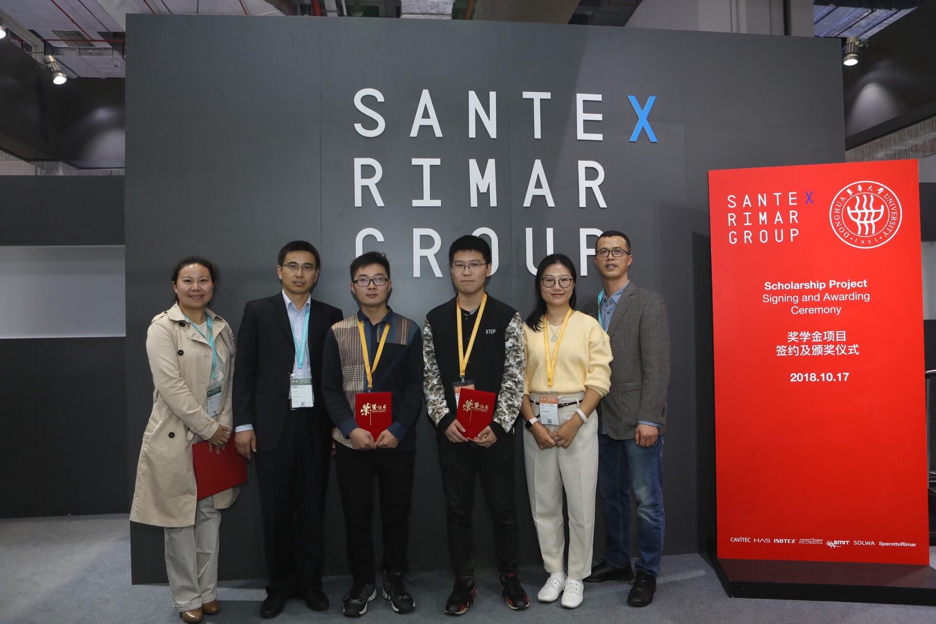 Santex Rimar Group at Itma Asia 2018