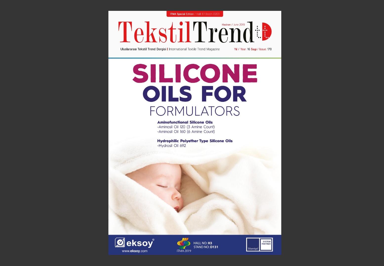 Tekstil Trend Magazine June 2019