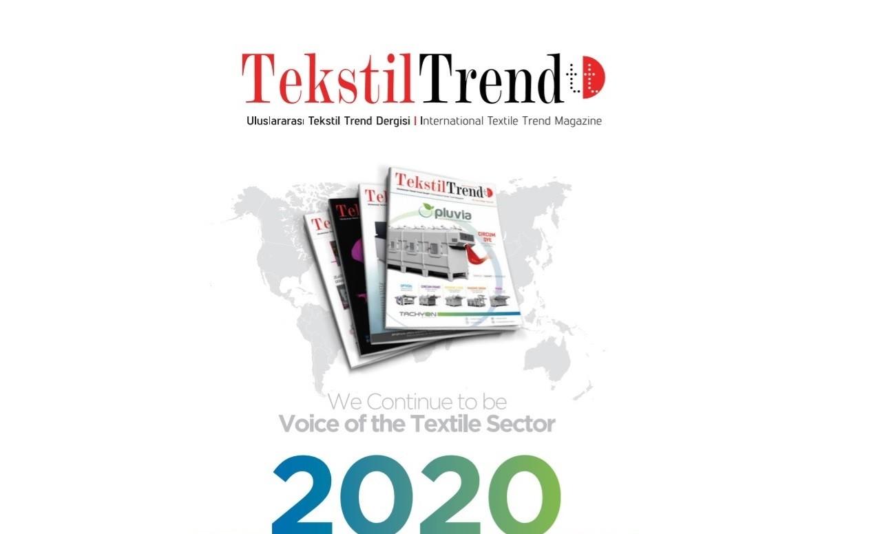 Tekstil Trend Magazine 2020 Media Kit