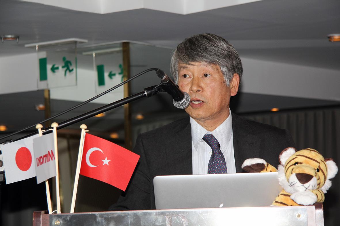Mimaki Türkiye'deki Teknik Merkezi'nin Açılışını bir Gala Etkinliğiyle  Kutladı