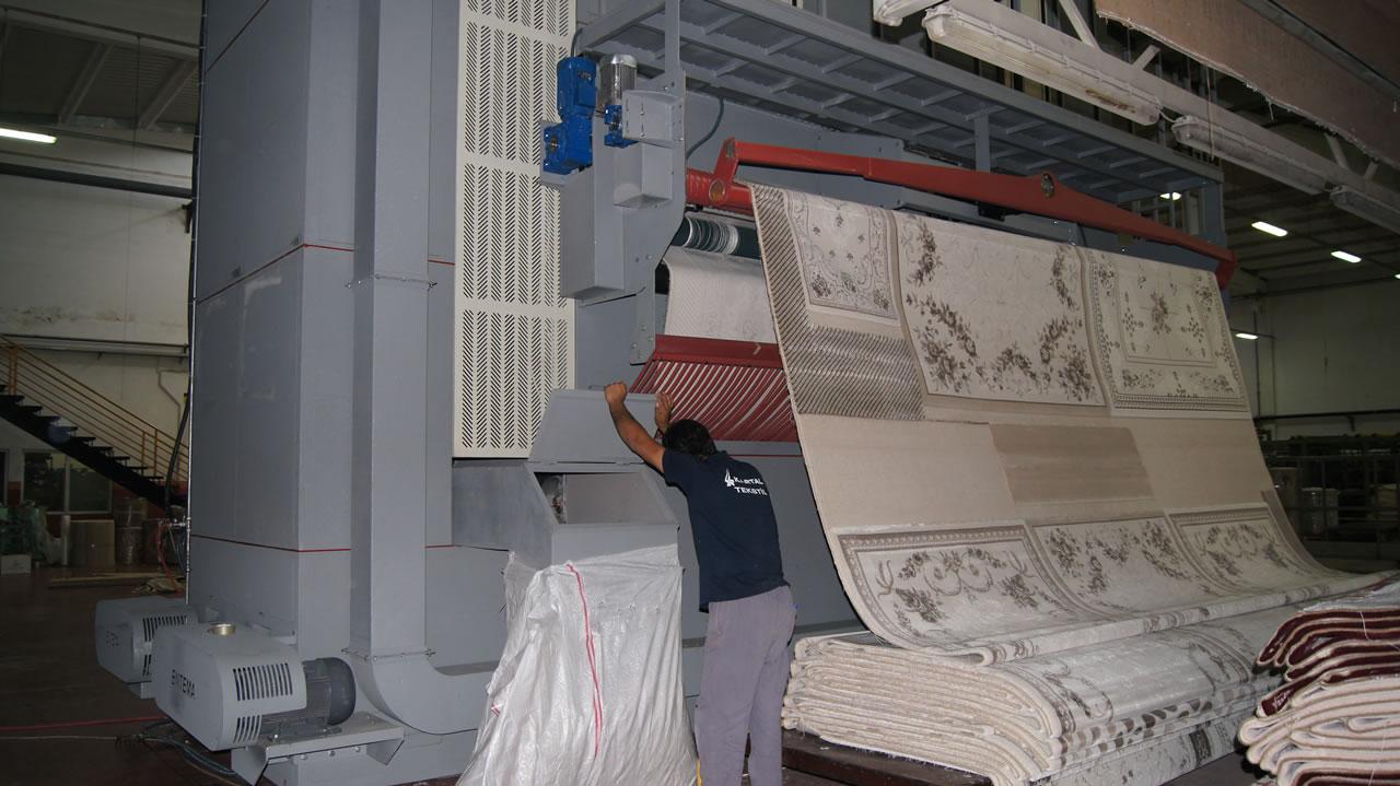 Entema – Swell Soft – Carpet Treatment Machine
