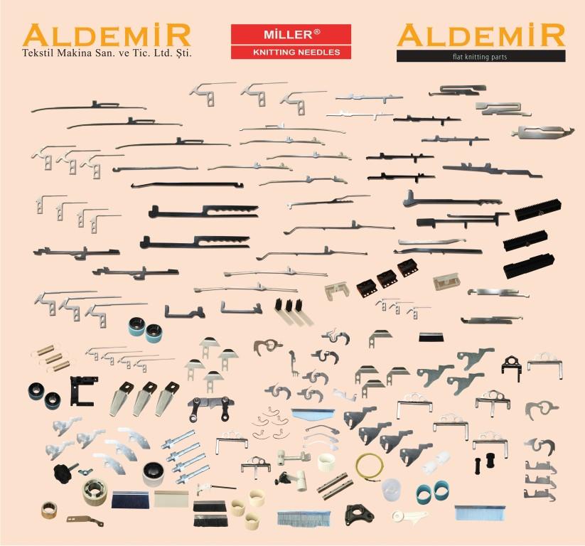 Aldemir Tekstil Makine Co.Turkish Textile company