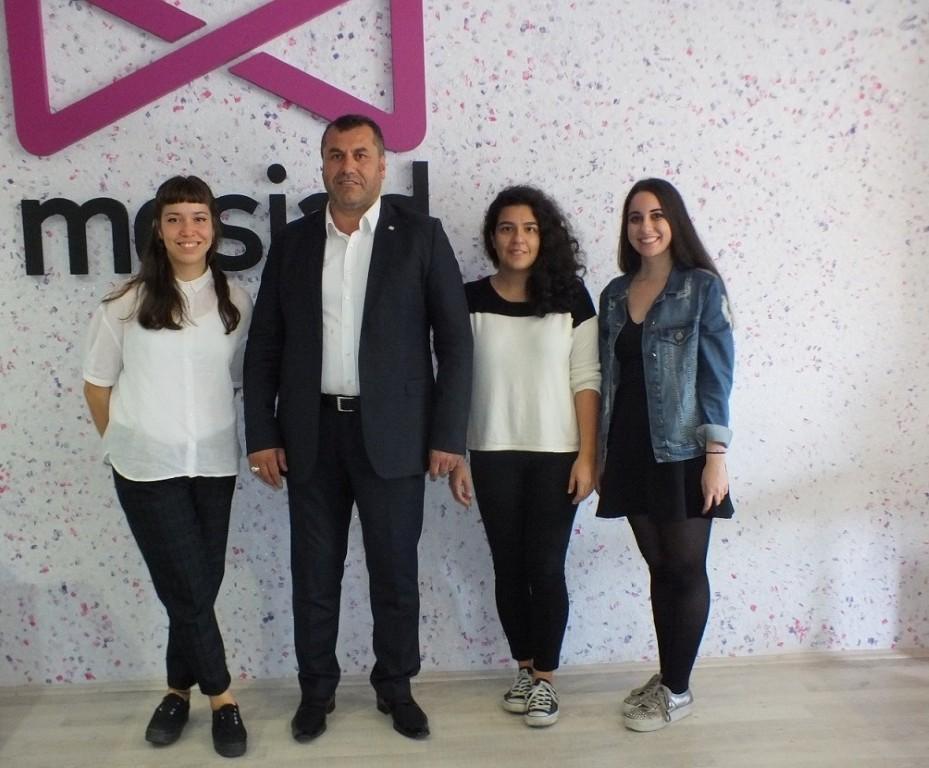 """MESİAD'IN """"Moda Ve Tekstil Yarışması""""nda, Ödüller Sahiplerini Buldu"""