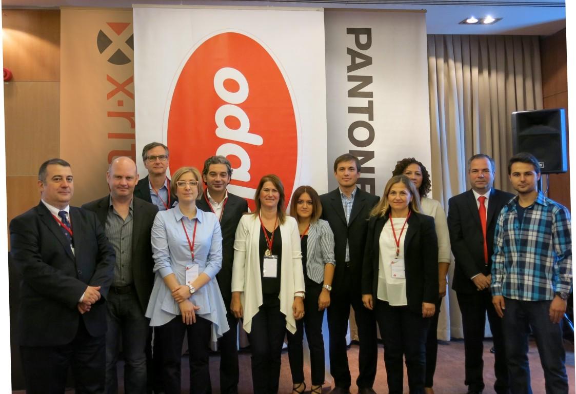 X-Rite Pantone ve Odak Kimya, İstanbul 2. İnovasyon Günü'nde tedarikçileriyle buluştu…