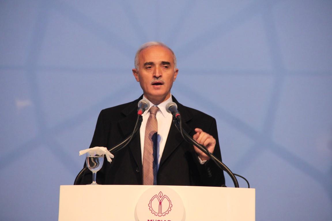 MÜSİAD Başkanı Nail Olpak: Faiz indirimi sürpriz değil fakat beklentimizin altında