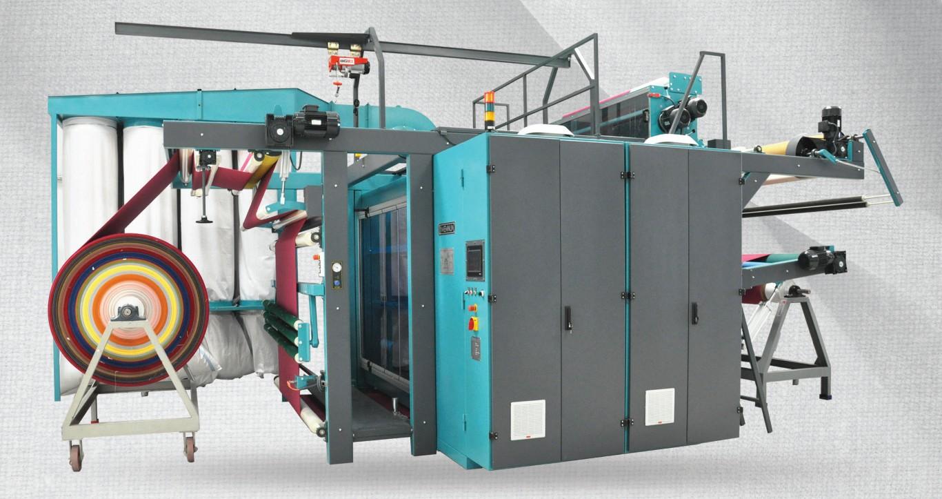 """Memnun Makine,""""ALİSA"""" Fırça Zımpara Makinesini ITMA'da sergileyecek."""