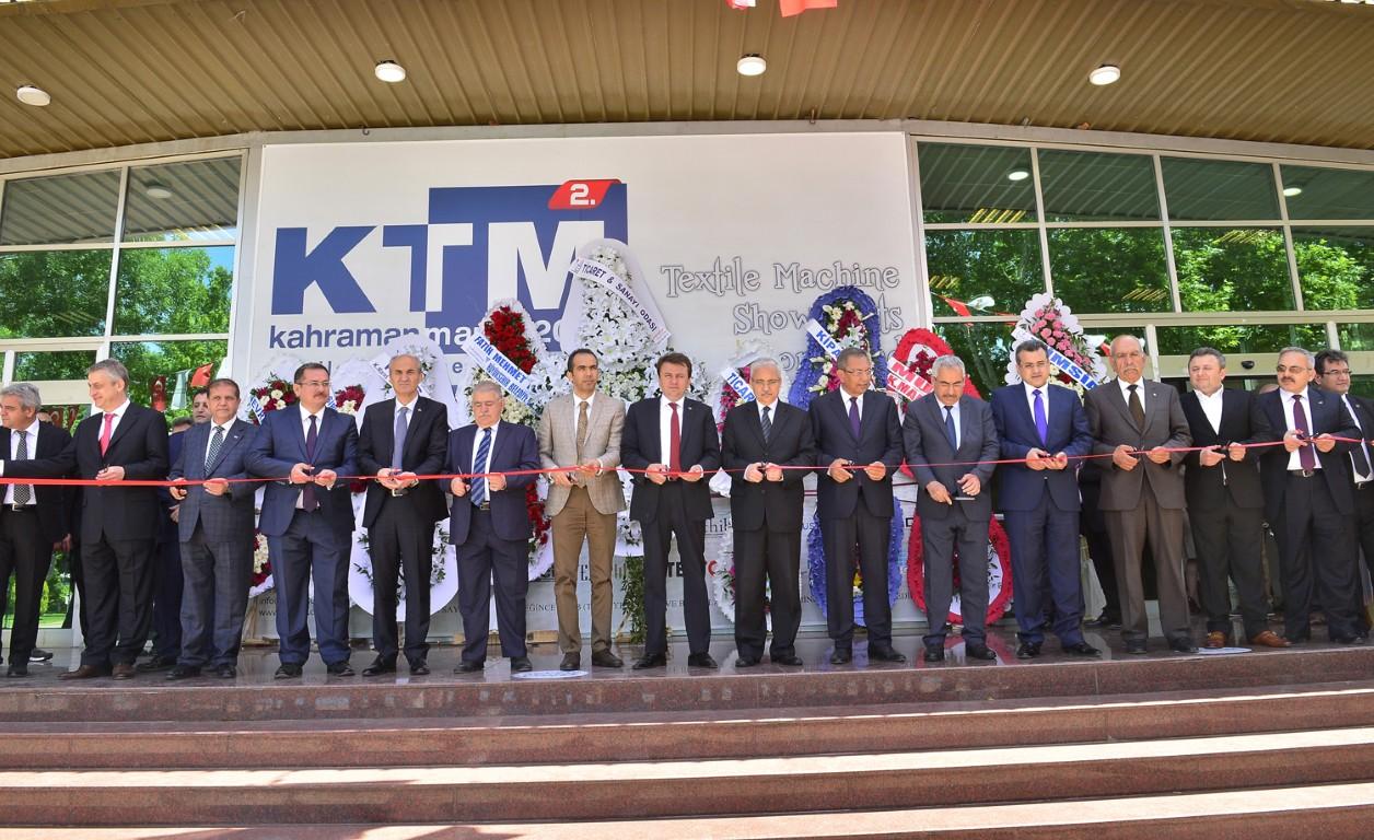 KTM 2016 Fuarı Kahramanmaraş'ta Gerçekleşti