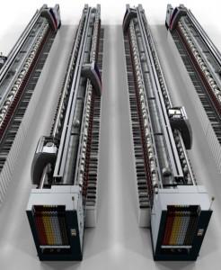 1084-Saurer Autoairo Air spinning mill