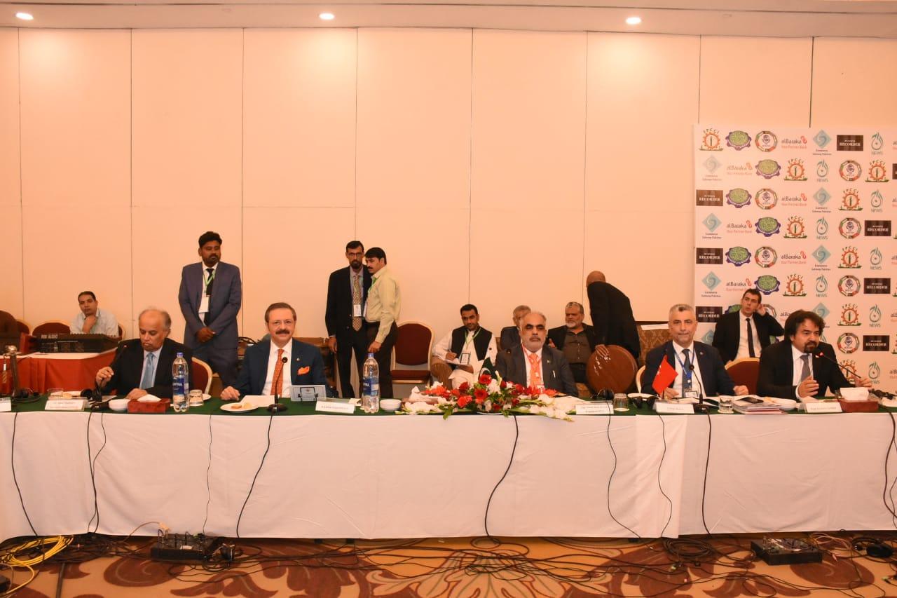 Türkiye ve Pakistan'ın Yatırım İmkanları Karaçi'de Anlatıldı