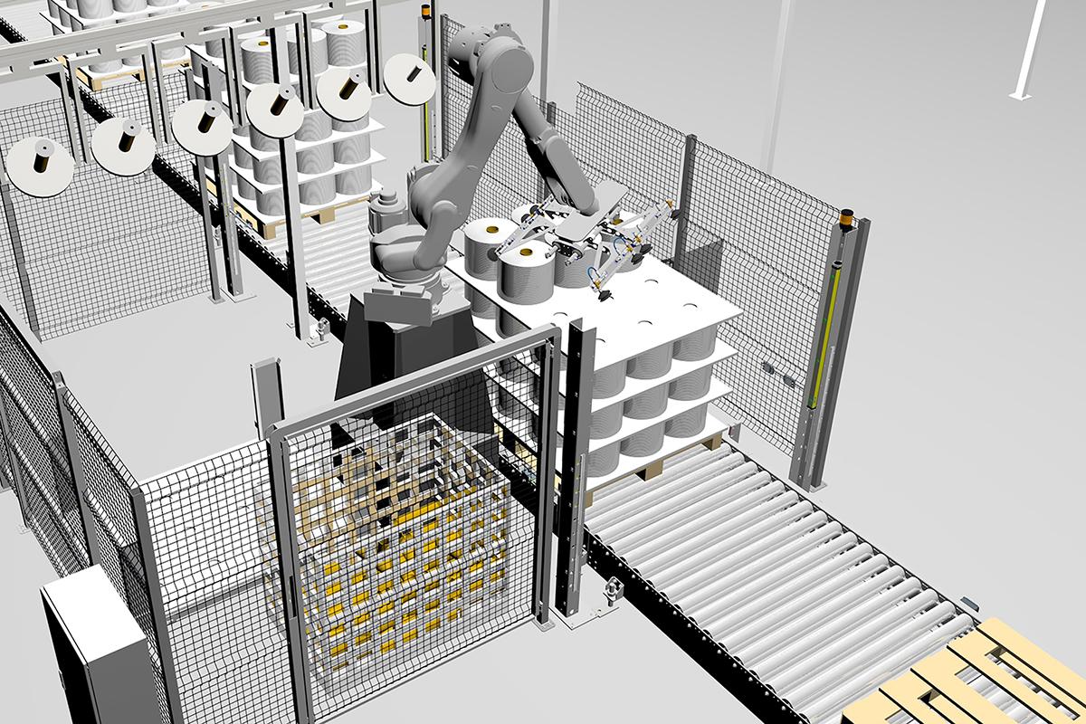 Otomasyon Çözümleri ile Saurer, Otomatik Fabrikalara Doğru Bir Adım Daha Atıyor