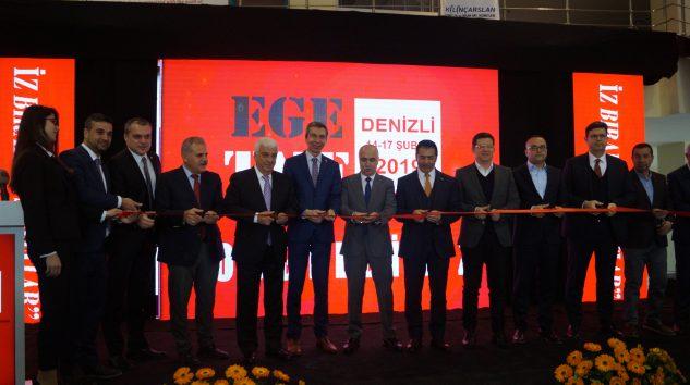 EGE TMF Ülkemizin İlk ''YERLİ MAKİNE'' Fuarı Olacak.